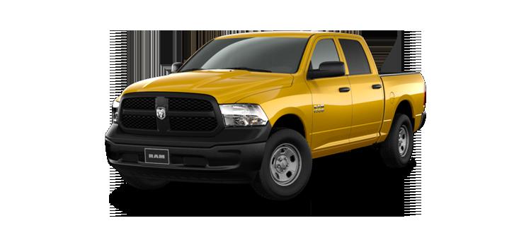 2017 Ram 1500 Ram Crew Cab 4x4