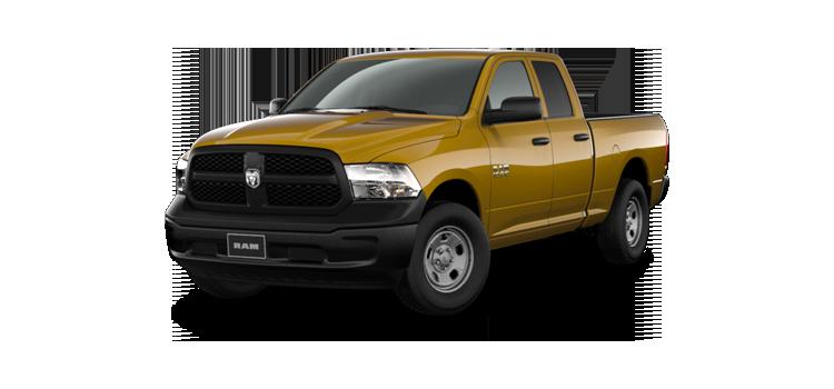 2017 Ram 1500 Ram Quad Cab 4x2