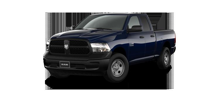 2017 Ram 1500 Ram Quad Cab 4x4