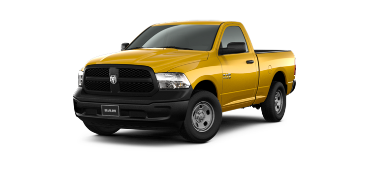 2017 Ram 1500 Ram Regular Cab 4x2
