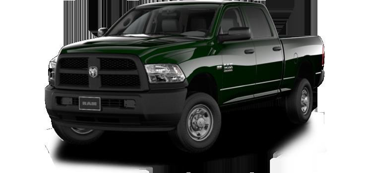 2017 Ram 2500 Ram Crew Cab 4x2