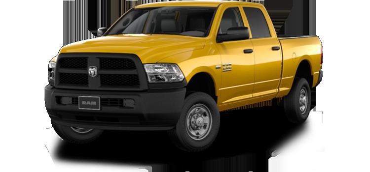 2017 Ram 2500 Ram Crew Cab 4x4