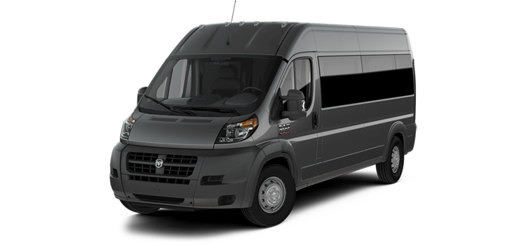 2017 Ram Promaster Window Van