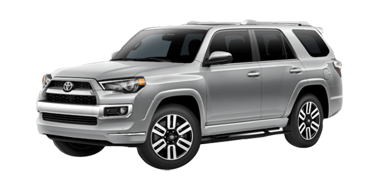 2017 toyota 4runner at toyota vallejo go deeper into the woods the 2017 toyota 4runner 4 0l automatic limited 4wd 4 door suv