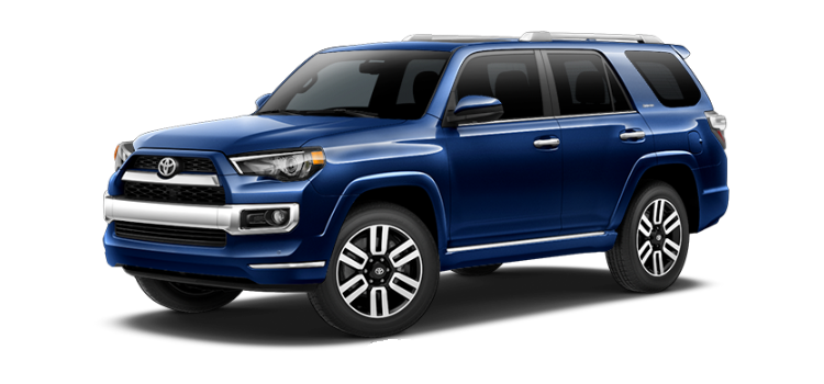 2017 toyota 4runner 4 0l automatic limited 4 door rwd suv standardequipment. Black Bedroom Furniture Sets. Home Design Ideas