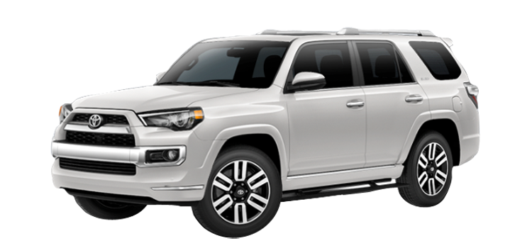 2017 Toyota 4Runner 4.0L Automatic Limited