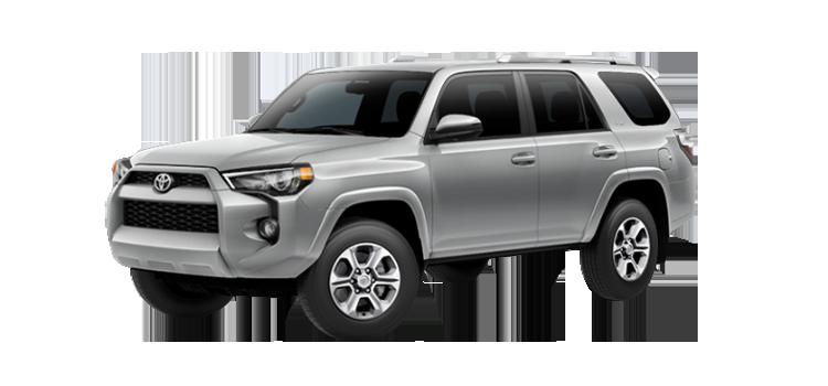 2017 Toyota 4Runner 4.0L Automatic SR5