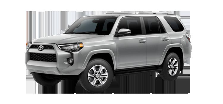 2017 Toyota 4Runner 4.0L Automatic SR5 Premium