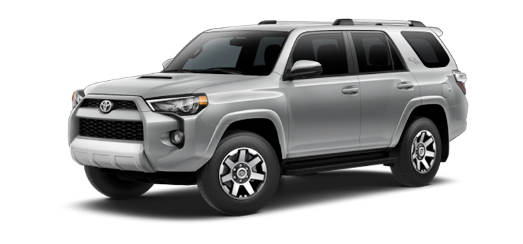 2017 Toyota 4Runner 4.0L Automatic TRD Off-Road