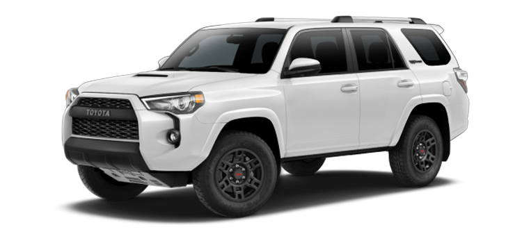 2017 Toyota 4Runner 4.0L Automatic TRD PRO