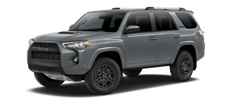 2017 toyota 4runner 4 0l automatic trd pro 4 door 4wd suv. Black Bedroom Furniture Sets. Home Design Ideas