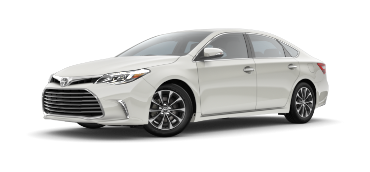 2017 toyota avalon xle plus 4 door fwd sedan quick quote. Black Bedroom Furniture Sets. Home Design Ideas