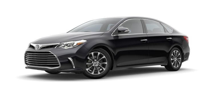 2017 toyota avalon xle premium 4 door fwd sedan colorsoptionsbuild. Black Bedroom Furniture Sets. Home Design Ideas