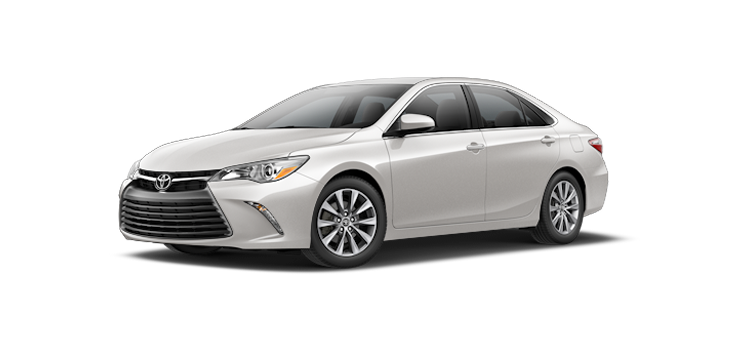 2017 Toyota Camry 2.5L 4-Cyl XLE
