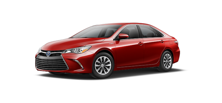 2017 Camry Hybrid 2.5L 4-Cyl LE