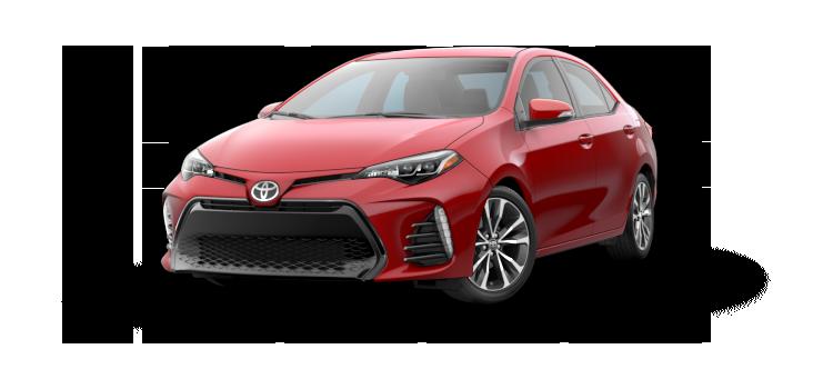 2017 Toyota Corolla XSE