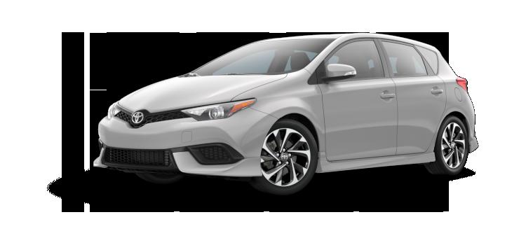 2017 Toyota Corolla iM 5D Hatchback