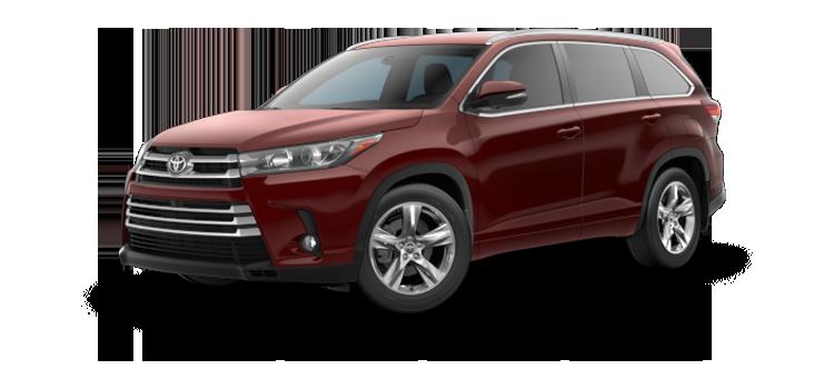 2017 Toyota Highlander V6 Limited
