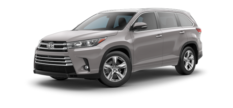 2017 toyota highlander v6 limited platinum 4 door awd suv colorsoptionsbuild. Black Bedroom Furniture Sets. Home Design Ideas