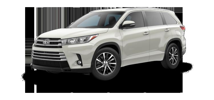 2017 Toyota Highlander XLE 4D Sport Utility