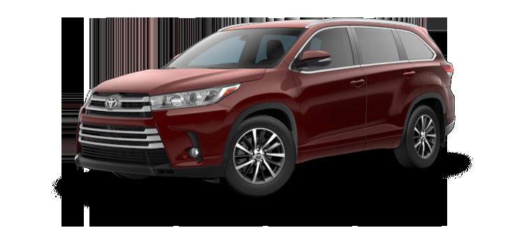 2017 Toyota Highlander V6 XLE