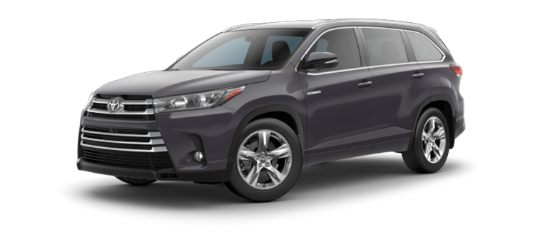 2017 Toyota Highlander Hybrid V6 Limited