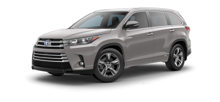 2017 toyota highlander hybrid v6 limited platinum 4 door awd suv colorsoptionsbuild. Black Bedroom Furniture Sets. Home Design Ideas
