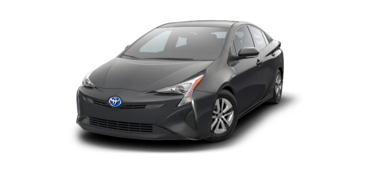 2017 Toyota Prius Four