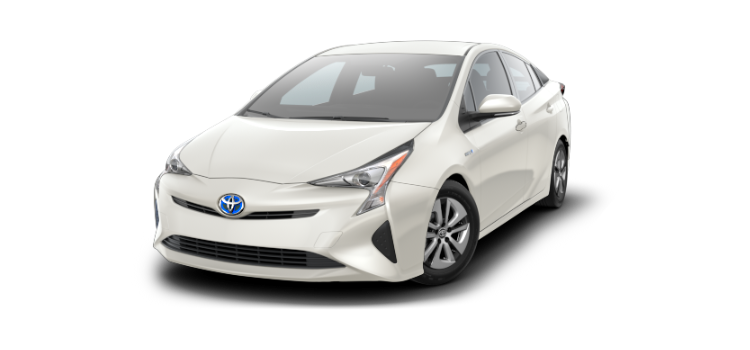 2017 Toyota Prius Two Eco 5D Hatchback