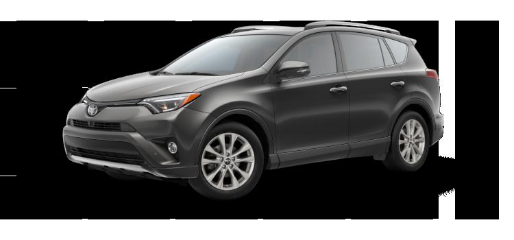 2017 Toyota RAV4 Platinum 4D Sport Utility