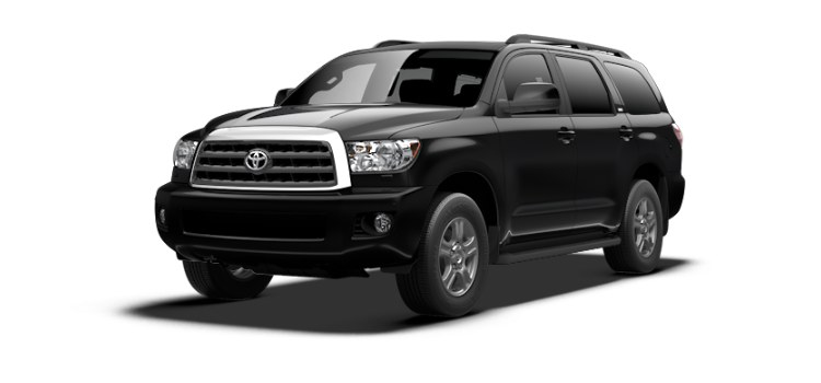 2017 toyota sequoia at sterling mccall toyota embark on. Black Bedroom Furniture Sets. Home Design Ideas