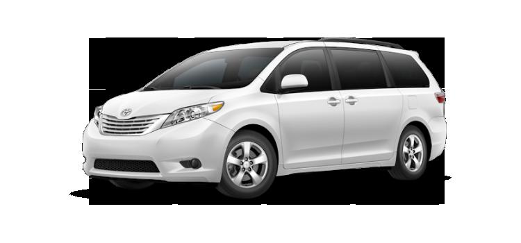 2017 Toyota Sienna 8 Passenger LE