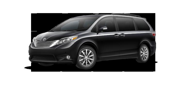 2017 Toyota Sienna 7 Passenger Limited