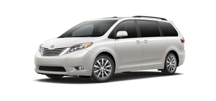 2017 toyota sienna 7 passenger limited premium 4 door awd minivan colorsoptionsbuild. Black Bedroom Furniture Sets. Home Design Ideas