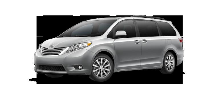 2017 Toyota Sienna 8 Passenger XLE