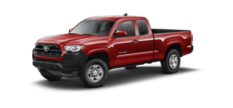 2017 toyota tacoma access cab access cab automatic sr 4 door rwd pickup colorsoptionsbuild. Black Bedroom Furniture Sets. Home Design Ideas