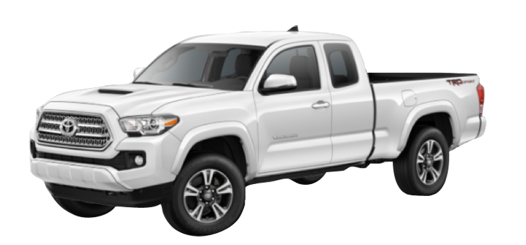 2017 Toyota Tacoma Access Cab at Sterling McCall Toyota: Live for ...