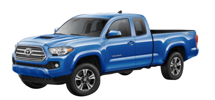 2017 Toyota Tacoma Access Cab Access Cab Manual Trd Sport 4 Door 4wd Pickup Colorsoptionsbuild