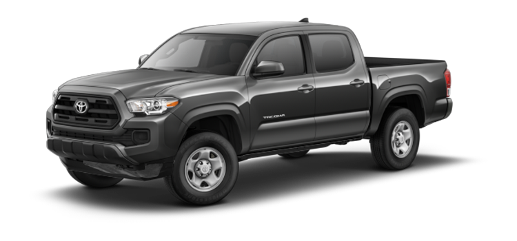 2017 Toyota Tacoma Double Cab