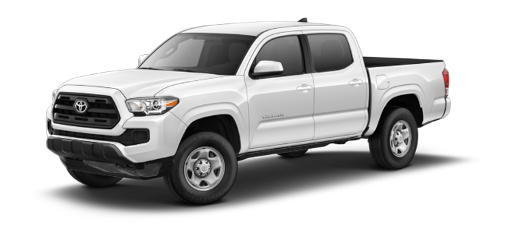 2017 toyota tacoma double cab at don joseph toyota the. Black Bedroom Furniture Sets. Home Design Ideas