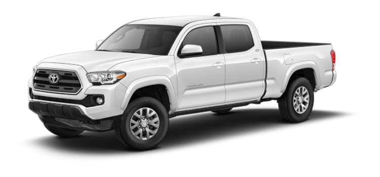 2017 Toyota Tacoma Double Cab Automatic, Long Bed SR5