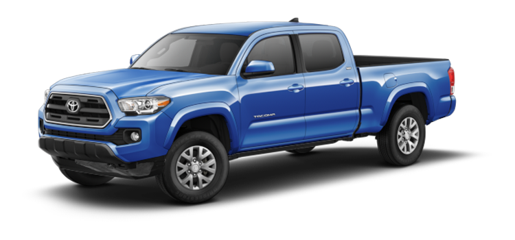 2017 toyota tacoma double cab v6 automatic long bed sr5 4. Black Bedroom Furniture Sets. Home Design Ideas