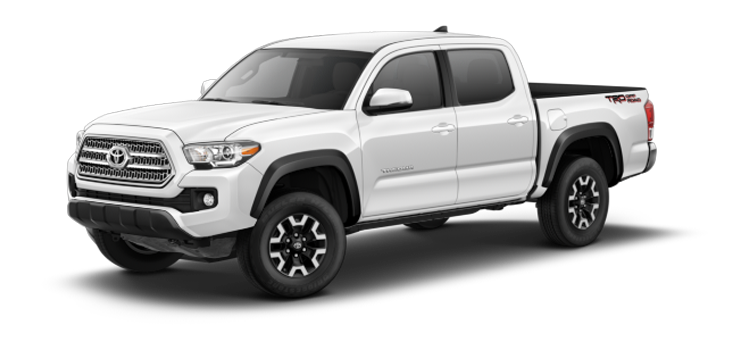 2017 Toyota Tacoma Double Cab Automatic TRD Offroad