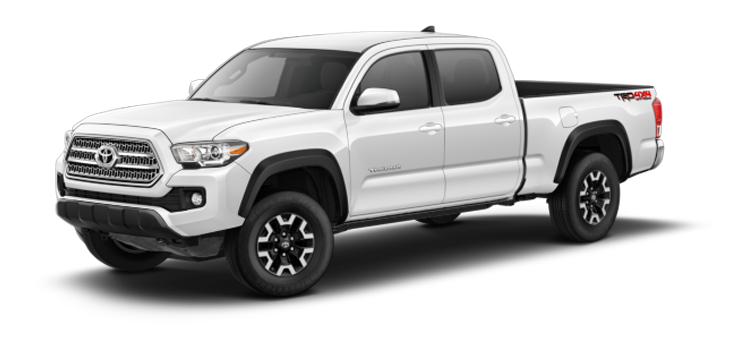 2017 Toyota Tacoma Double Cab Automatic, Long Bed TRD Offroad