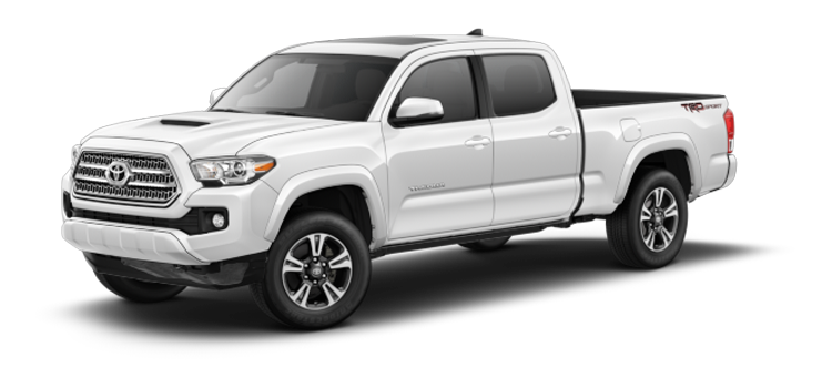 2017 Toyota Tacoma Double Cab Automatic, Long Bed TRD Sport