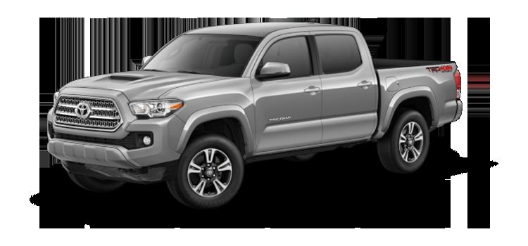 2017 Toyota Tacoma Double Cab Double Cab, Automatic TRD Sport
