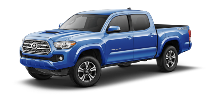2017 toyota tacoma double cab manual trd sport 4 door 4wd. Black Bedroom Furniture Sets. Home Design Ideas