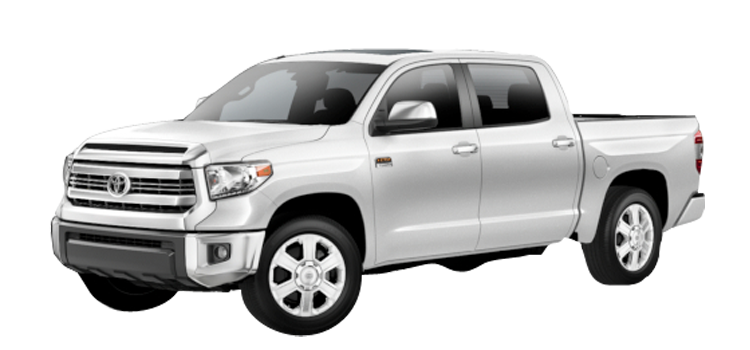 2017 Toyota Tundra Crew Max 4x4 5.7L V8 FFV 1794 Edition Grade