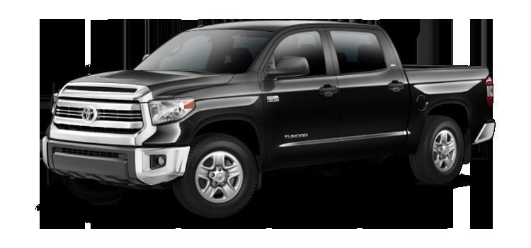 2017 Toyota Tundra Crew Max 4x4 5.7L V8 FFV SR5