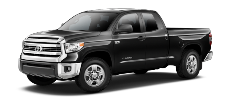 2017 Toyota Tundra Double Cab 4x2 5.7L V8 FFV SR5